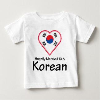 Happily Married Korean Shirt