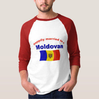 Happily Married Moldovan T-Shirt