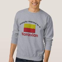 Happily Married Moravian Sweatshirt