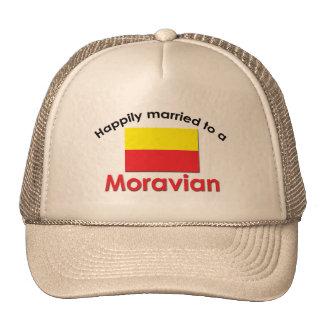 Happily Married Moravian Trucker Hat