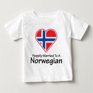 Happily Married Norwegian T-shirt