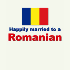 married to a romanian