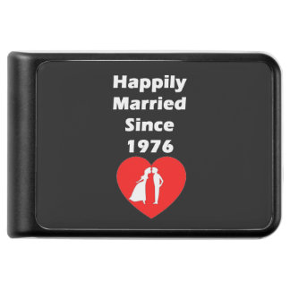 Happily Married Since 1976 Power Bank