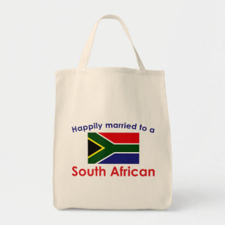Happily Married South African Canvas Bags