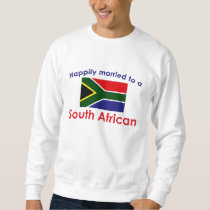 Happily Married South African Sweatshirt