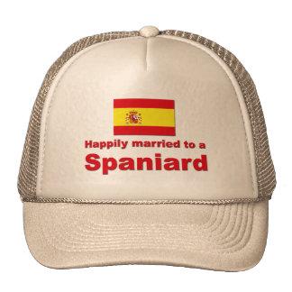 Happily Married Spaniard Trucker Hat