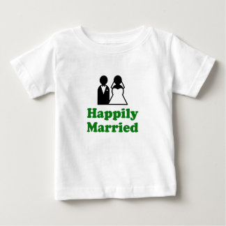 Happily Married T Shirt