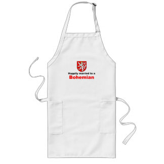 Happily Married To A Bohemian Apron