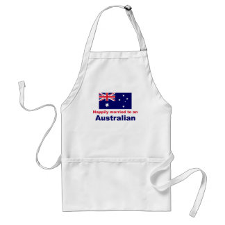 Happily Married To An Australian Adult Apron