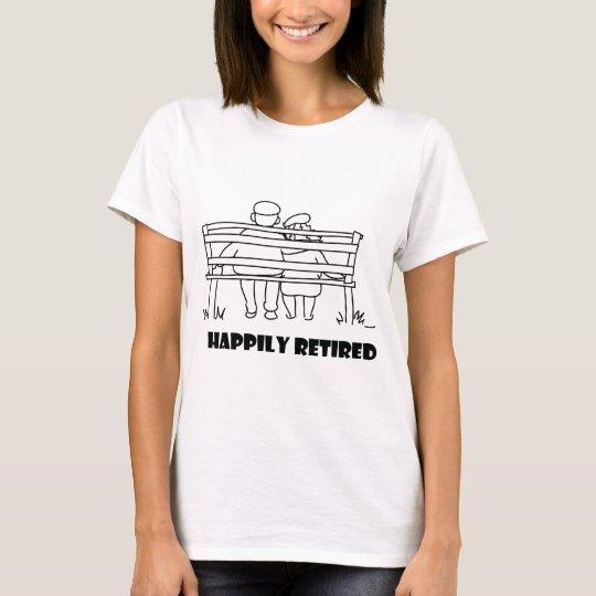 happily_retired1.jpg T-Shirt