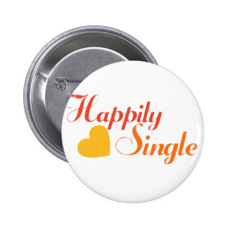 Happily SIngle Pin