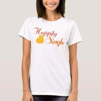 Happily SIngle T-Shirt