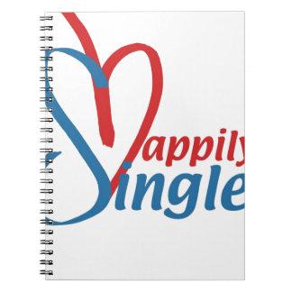HappilySingle™ Notebook