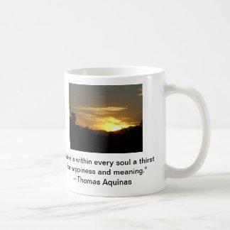 Happiness and Meaning Coffee Mug