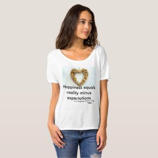 Happiness Boyfriend T-Shirt