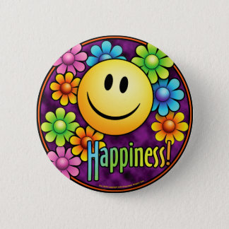 happiness! button
