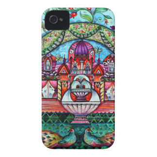 Happiness castle iPhone 4 case