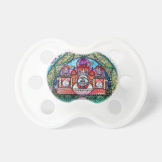 Happiness castle pacifier
