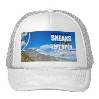 Happiness Custom Trucker Hat
