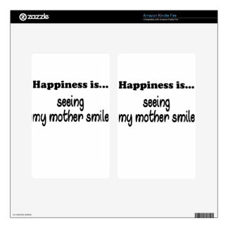 happiness decals for kindle fire