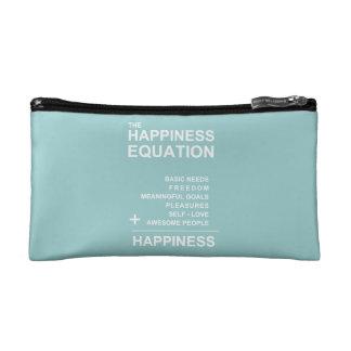Happiness Equation Cosmetic Bag