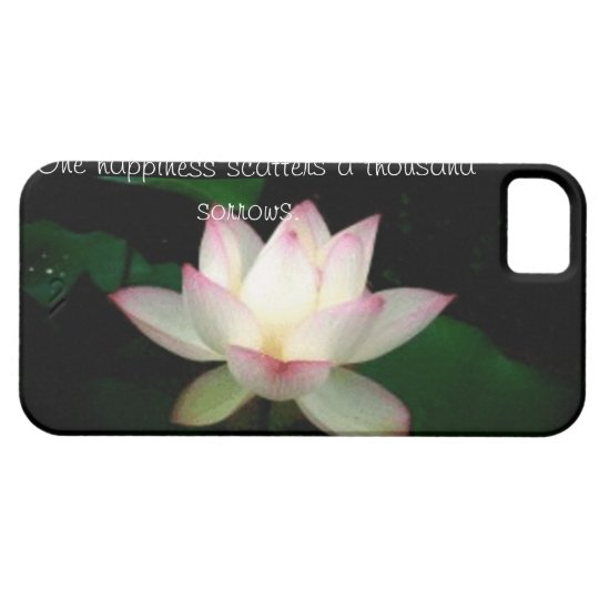 Happiness flower iPhone SE/5/5s case