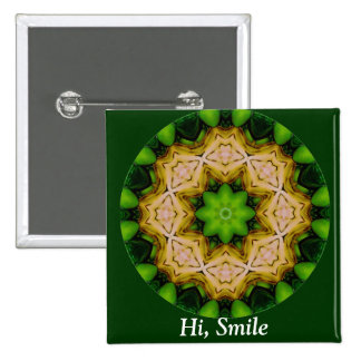 Happiness Holidays_ Button