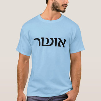 Happiness in Hebrew T-Shirt