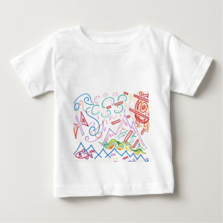 Happiness Inside Baby T-Shirt