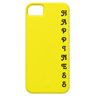 Happiness iPhone 5/5s Case