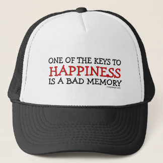 Happiness is a Bad Memory Trucker Hat
