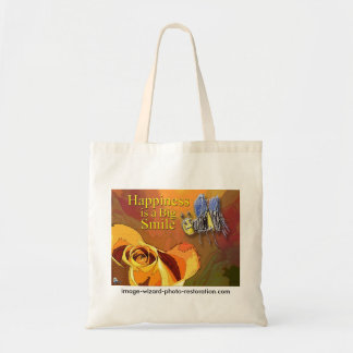 Happiness is a Big Smile Tote Bag