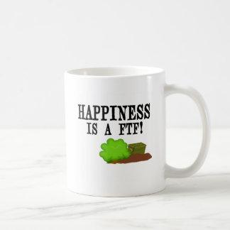 Happiness is a FTF! Coffee Mug