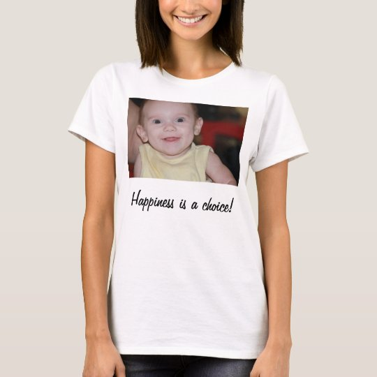 Happiness is a hoice T-Shirt