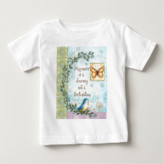 Happiness is a Journey Baby T-Shirt