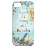 Happiness is a Journey iPhone 5 Cases