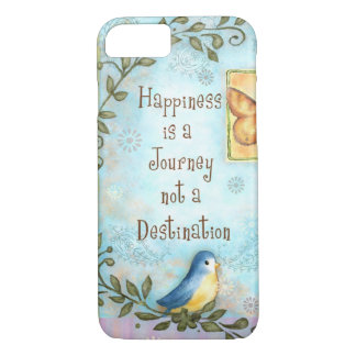 Happiness is a Journey iPhone 7 Case