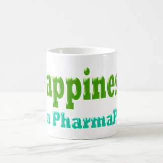 Happiness is A pharmaceutical pellet Coffee Mug