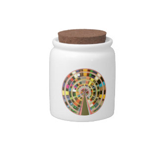 Happiness is a state of mind - Yoga Dhyan Tools Candy Dish