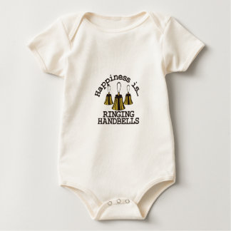 Happiness is… baby bodysuit