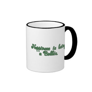 Happiness is Being a Bubbie Coffee Mugs