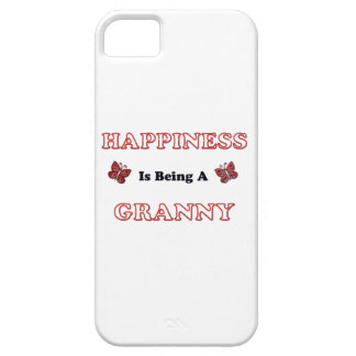 Happiness Is Being A Granny iPhone SE/5/5s Case