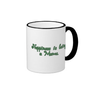 Happiness is being a Meme Ringer Mug