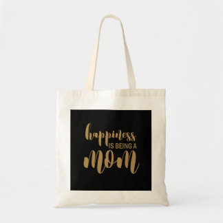 Happiness is Being a Mom Mother's Day Tote