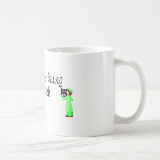 Happiness Is Being A Rad Tech Coffee Mug