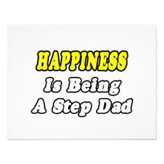 Happiness Is Being a Step-Dad Invites