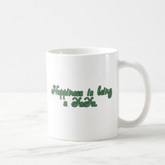 Happiness is being a Yaya Coffee Mug