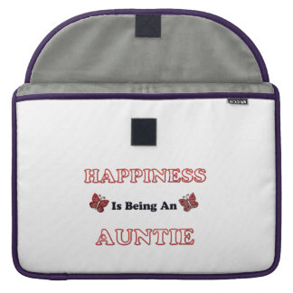 Happiness Is Being An Auntie Sleeve For MacBooks