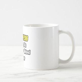 Happiness Is Being an Elementary School Teacher Coffee Mugs