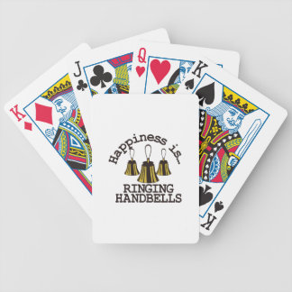 Happiness is… bicycle playing cards